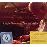 Live in London CD+DVD Edition by Randy Newman (2011) Audio CD