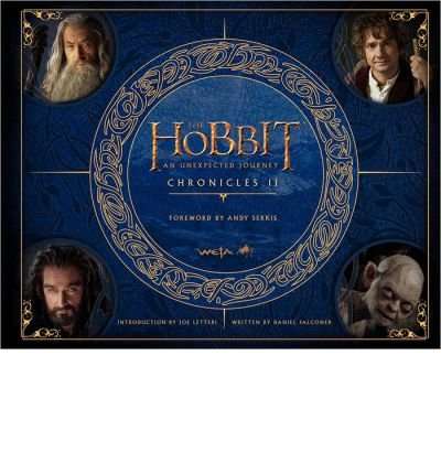 The Hobbit: An Unexpected Journey Chronicles II: Creatures & Characters (The Hobbit) (Hardback) - Common ebook