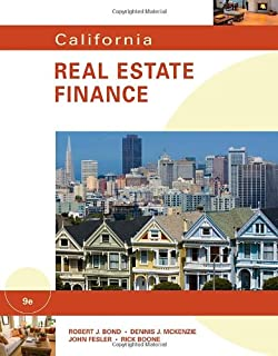 Amazon california real estate principles 9780538739658 california real estate finance fandeluxe Images