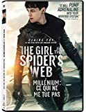The Girl in the Spider's Web, Bilingual - DVD