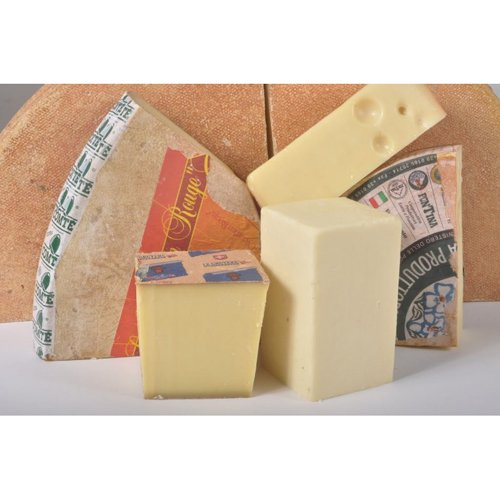 Melting Cheese Assortment - 5 Cheeses (8 oz Each)