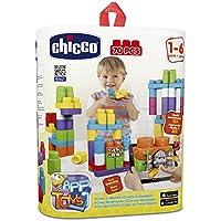 Chicco Eğitici Blok Seti 70 Parça, Çok Renkli