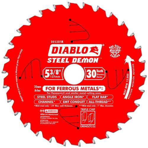 DIABLO Steel Demon 5-3/8 In