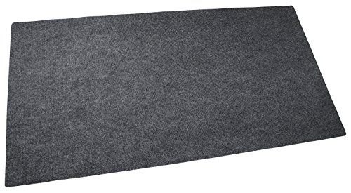 "Drymate Gas Grill Mat, Premium BBQ Grill Mat - 30"" x 58"" - Size Extra Large Grill Pad - Contains Grill Splatter And (Protects Surface)"
