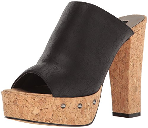 - Michael Antonio Women's Tullip Platform Dress Sandal, Black, 8.5 M US