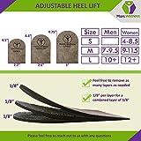 Premium Adjustable Orthopedic Heel Lift for Heel