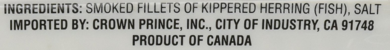 Crown Prince Kipper Snacks, 3.25 Ounce Cans (Pack of 18) by Crown Prince (Image #3)