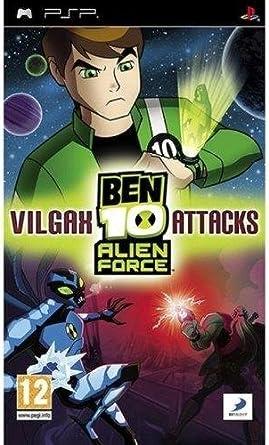 Ben 10 Alien Force Vilgax Attacks Amazon Fr Jeux Video
