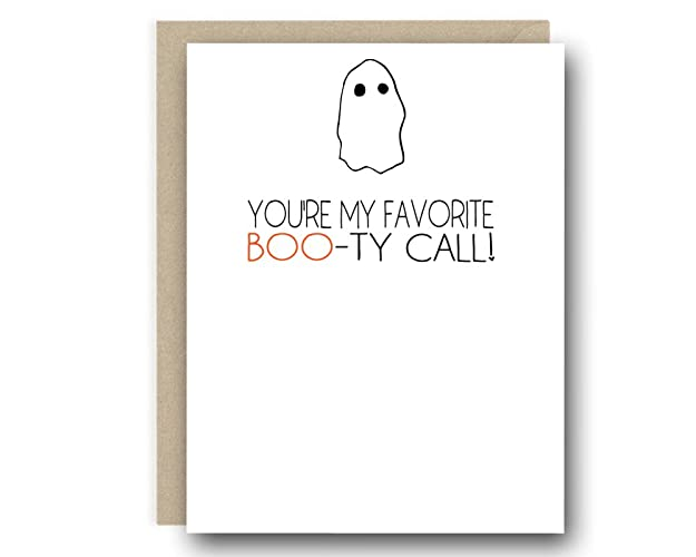 Amazon funny halloween greeting card youre my favorite boo funny halloween greeting card youre my favorite boo ty call m4hsunfo