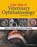 img - for Color Atlas of Veterinary Ophthalmology book / textbook / text book