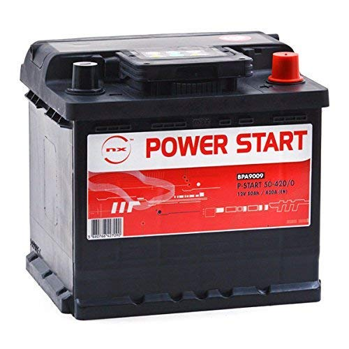 NX - Batterie auto NX Power Start 50-420/0 12V 50Ah