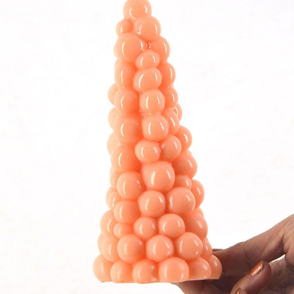ZhangHe Simulación de la masturbación Femenina consolador Empuje de de de Silicona pene Dipis Coraje Sexo Adulto (Color : B) 8f17ac