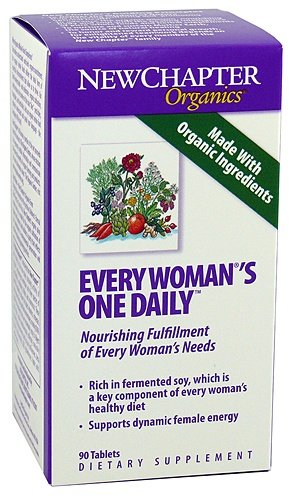 natural woman's daily vitamin