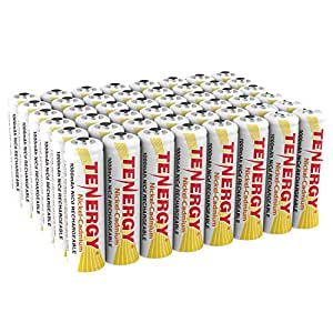 Amazon.com: Tenergy Rechargeable NiCd Battery 1000mAh 1.2V