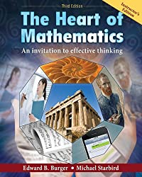 Heart of Mathematics 3rd Edition Instructor's Edition
