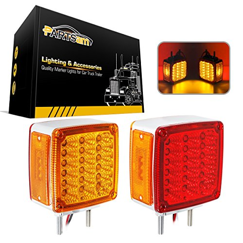 Peterbilt Led Tail Lights in US - 4