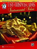 Easy Christmas Carols Instrumental Solos for Strings, Alfred Publishing Staff, 0739084038