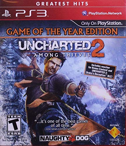 uncharted 2 ps3 - 4