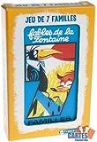 """Jeu de 42 cartes : 7 Familles """"Fables de la Fontaine"""""""