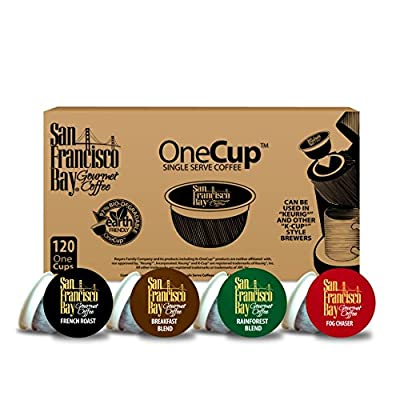 San Francisco Bay OneCup - K-cup Brewers