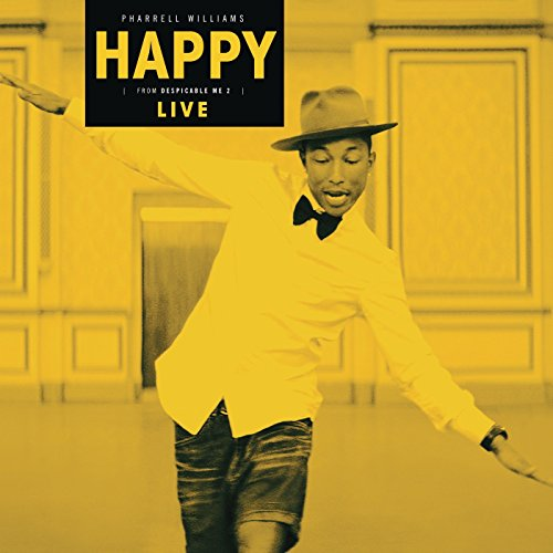 happy live by pharrell williams on amazon music amazoncom