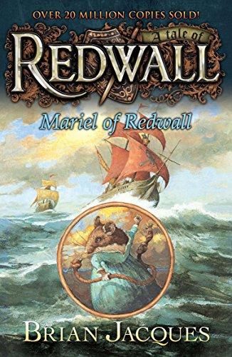 Redwall Book - Mariel of Redwall (Redwall, Book 4)