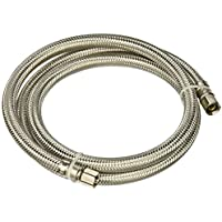 Certified Appliance Accessories IM48SS Ice 4-Feet Maker Connector
