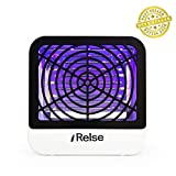 fomei Bug Zapper [Power Enhanced Version] Mosquito Killer Insect Trap Pest Control Light USB Powered Electronic UV Lamp for Indoor Bedroom, Kitchen, Office, Home