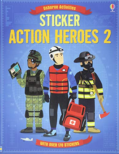 (Sticker Action Heroes 2 )
