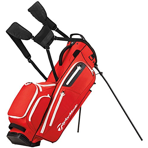 TaylorMade Flextech Golf Bag Red