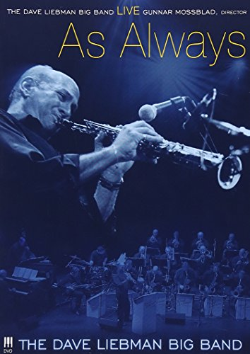 David Liebman - Live As Always: The DVD (DVD)