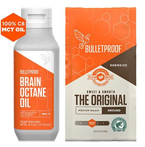 The 10 best bulletproof brain octane oil 2 pack for 2020