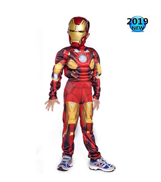 Traje De Spiderman De Halloween Niños Avengers Infinity War Iron ...