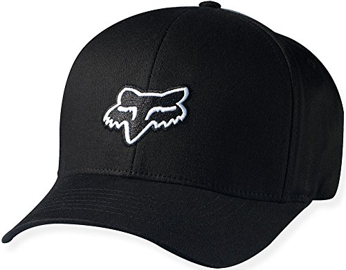 Hat Baseball Cap Racing (Fox Men's Legacy Hat,Black,Small/Medium)