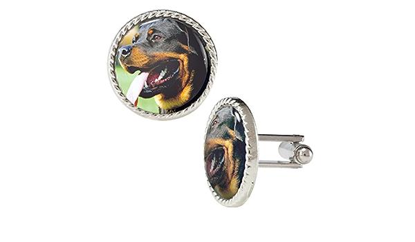 Perro rottweiler cachorro Gemelos: Amazon.es: Joyería