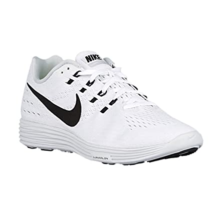695f47d2cd92 Amazon.com  Nike Lunartempo 2 White Pure Platinum Black Womens Running Shoes   Everything Else