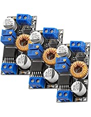 AZDelivery 3 x XL4015 Spanningsomzetter DC-DC Step Down Module 5A 8V-36V naar 1.25V-32V compatibel met Arduino inclusief E-Book!