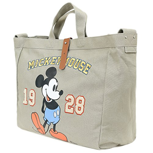 Beige purpose Tote Multi Cross Shoulder Disney ililily Mouse Mickey Body Vintage Bag wBzXPWqp