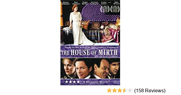 Amazon com: The House of Mirth: Gillian Anderson, Dan Aykroyd, Laura