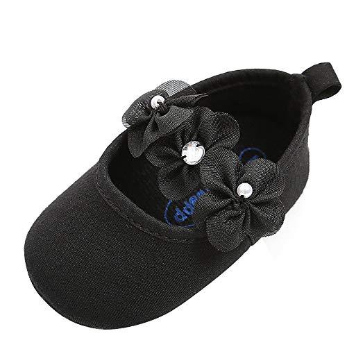 Marcheurs Talons Fille BéBé Chaussures Blanc Enfants Sneakers Femmes Coton Bambin Tout Perle Noir pour De Mode Gris Premiers Noir Petit Rose OHQ ZB8qHH