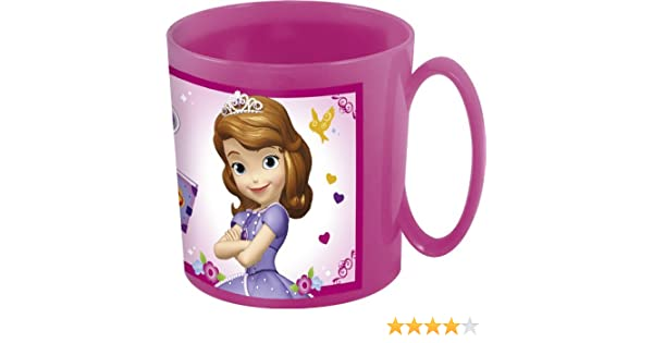 Princesa Sofia Taza microondas 350ml sofia the first (Stor 49104 ...