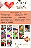 img - for Free Quilts of Love Fiction Sampler - eBook [ePub] book / textbook / text book