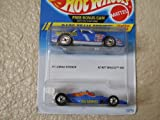 Hot Wheels 2 Car Pack 500 + Lumina Stocker Race Team Series