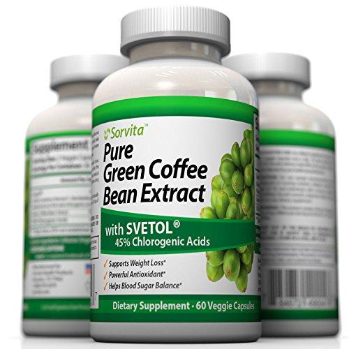 Sorvita Coffee Extract Svetol%C2%AE Supplement product image