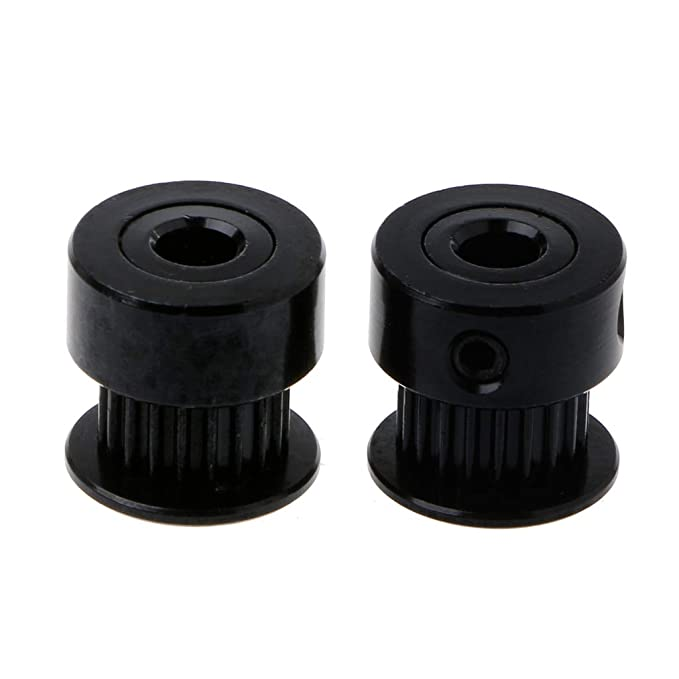 jenor GT2 de 20 Pulgadas Orificio 5 mm/8 mm sincronización de ...