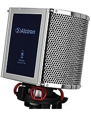 Professional simple Studio Mic Microphone Screen; Acoustic filtro; Desktop Recording Wind Screen; Vocal Studio Sound Recording Booth Reflection filtro Foam (PF8Pro)