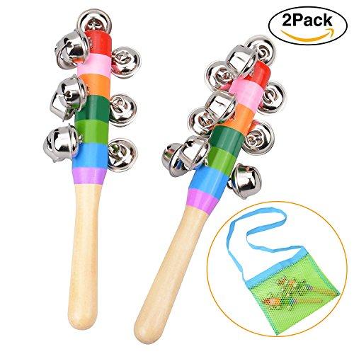 TSLIKANDO Educational Instruments Percussion Backpack