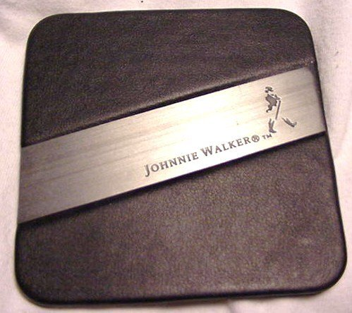 johnnie-walker-scotch-whiskey-leather-coaster-set-of-4-coasters