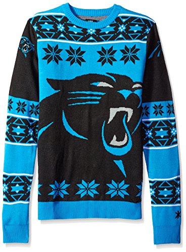 Carolina Panthers Ugly Sweater Panthers Christmas Sweater Ugly