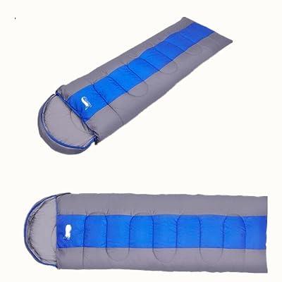 TTYY Sac de couchage Automne et Hiver Conservation de la Chaleur Intérieure Super Léger Camping Portable Extérieur